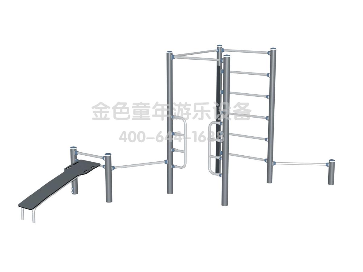 多功能组合训练健身器材B