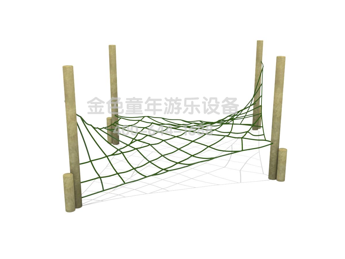 网绳拓展攀爬架