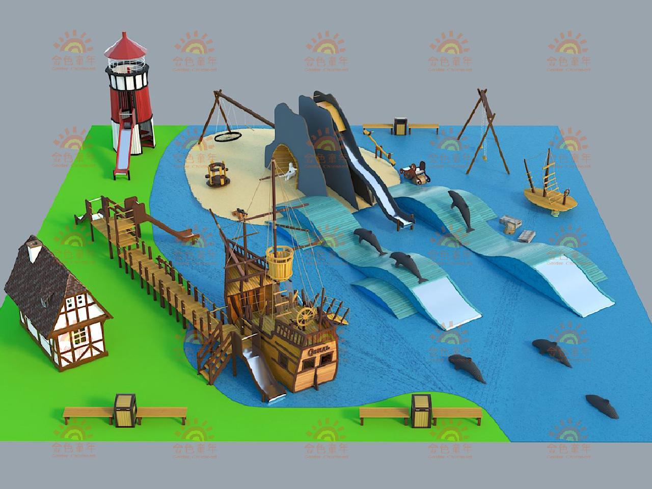 海洋主题创意设计