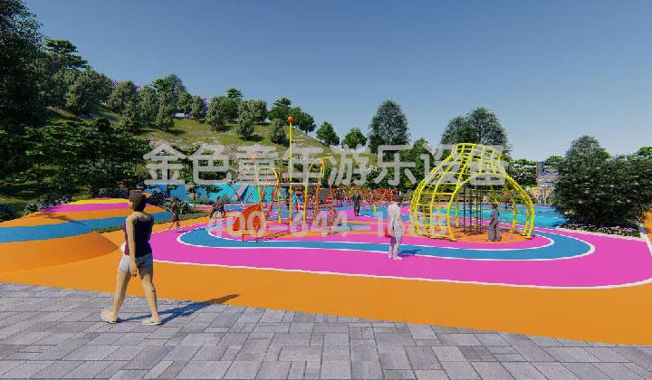 为什么在公园内无动力游乐设施更受欢迎