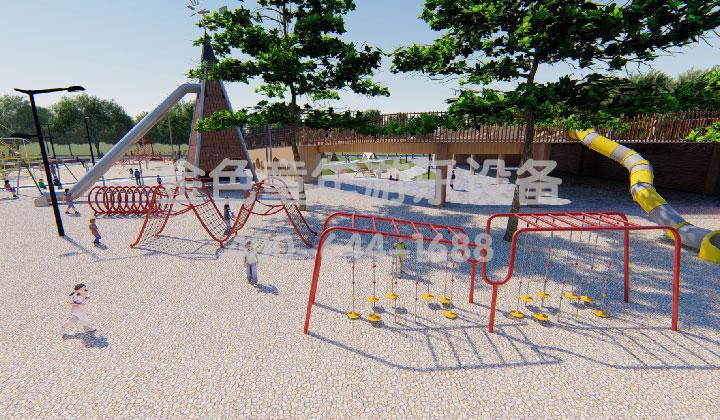 儿童文旅公园设施应该如何选择