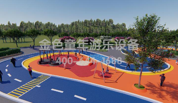 儿童乐园的创新概念