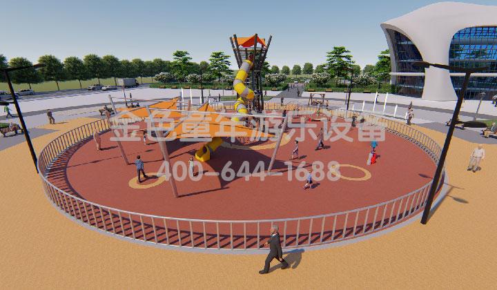 创新型儿童乐园—亲子乐园