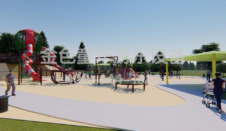 户外公园休闲设备的重要性