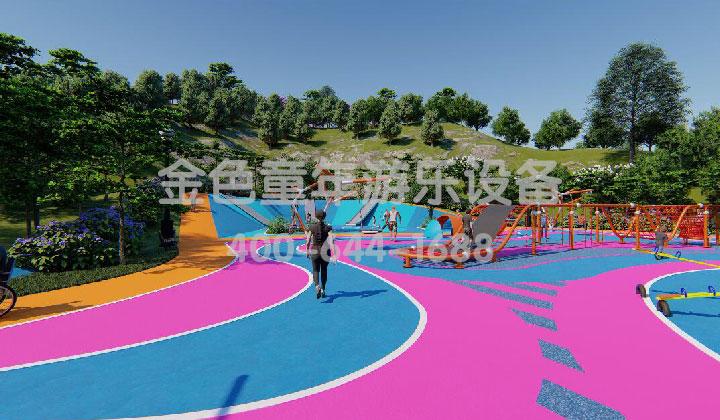 儿童游乐设施对孩子的帮助