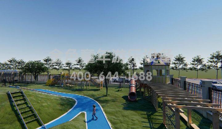 无动力游乐设施在乐园中扮演的角色