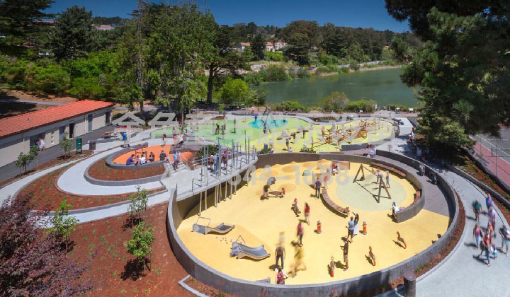 儿童乐园在规划时的关键点