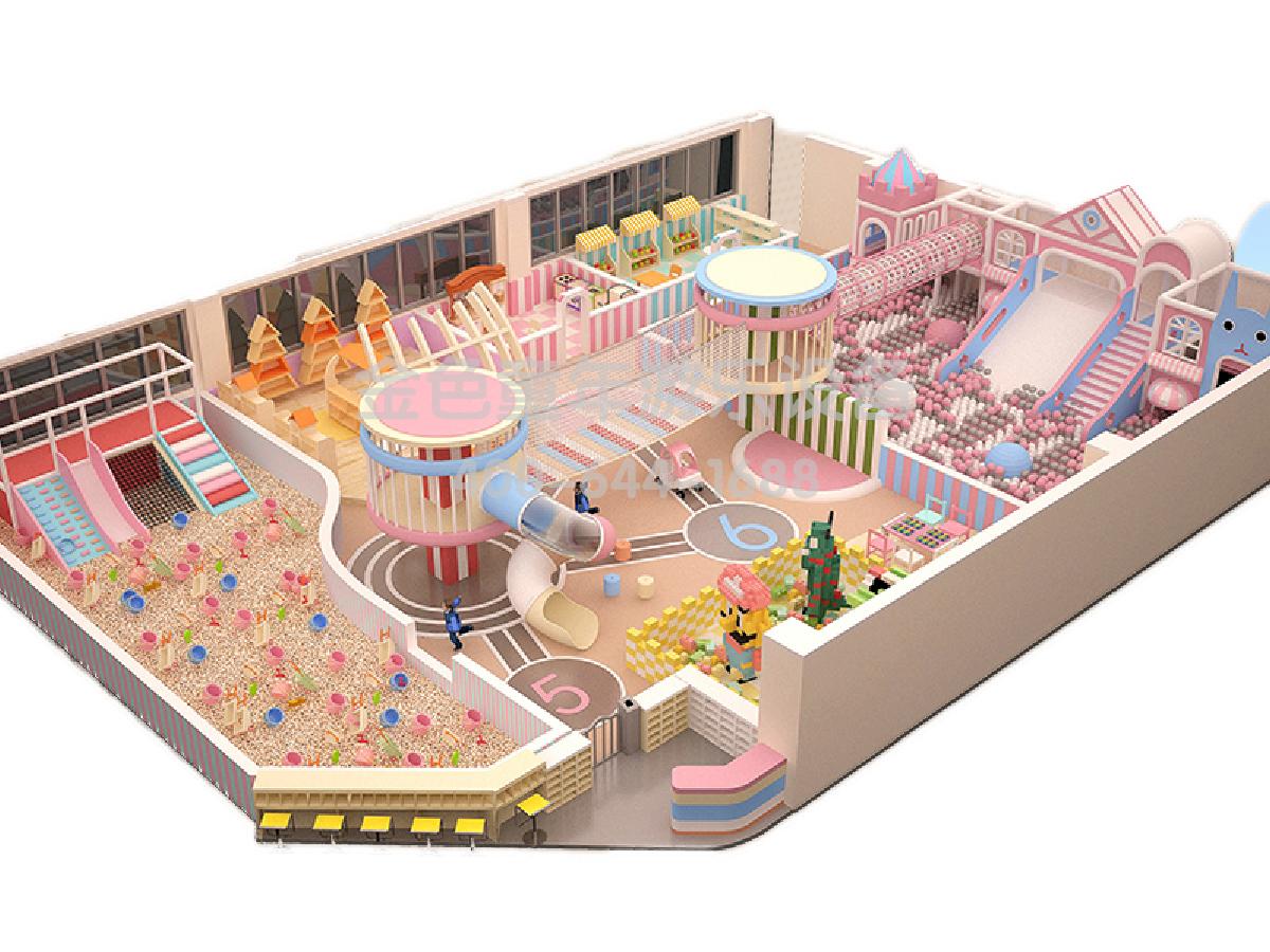 萌宠乐园淘气堡儿童乐园