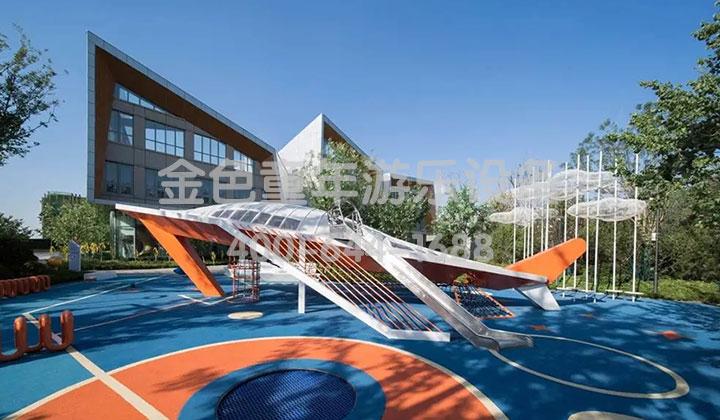 城市亲子互动公园所包含的设施